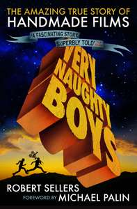Very Naughty Boys: Amazing True Story Of Handmade Films £4.99 + £1 delivery @ Forbidden Planet