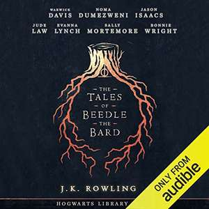 The Tales of Beedle the Bard (JK Rowling) - Free @ Audible (Subscription Required)