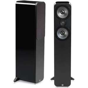 Q Acoustics 3050 floor standing speakers - 5 year warranty & free next day delivery £299 at Home AV Direct