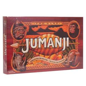 Jumanji Board Game £9.99 + £2.99 delivery @ The Yorkshire Trading Co.