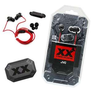 JVC Xtreme Xplosives In-Ear Canal Headphones (HA-FX1X) £9.50 delivered @ MyMemory
