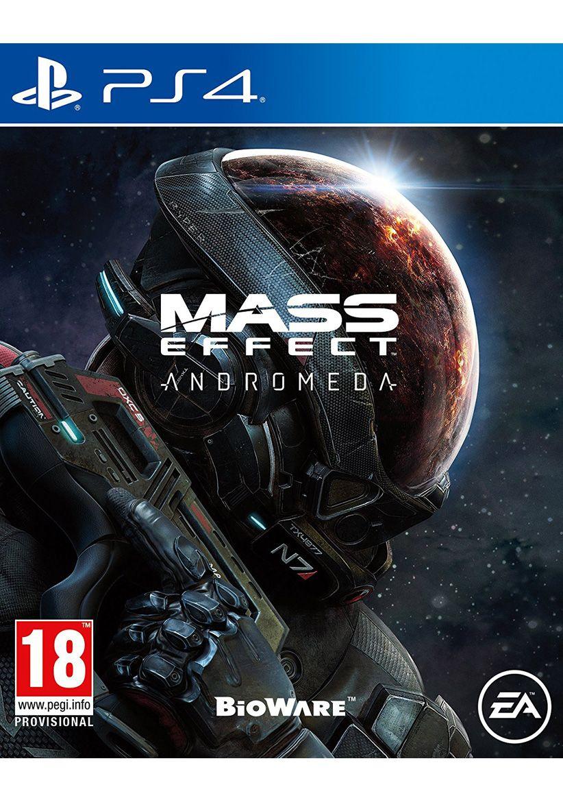 Mass Effect Andromeda PS4 £6.85 at Simply Games