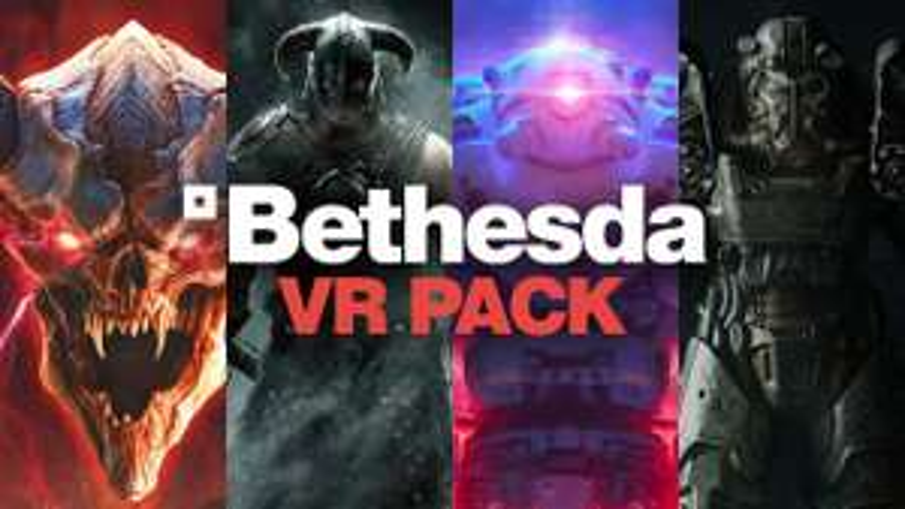 Bethesda VR pack - 4 games (PC Steam) - £29.99 @ Fanatical