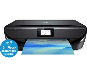 HP Envy 5050 with 2 years printing - 100 pages per month £99 + £50 cashback at Currys