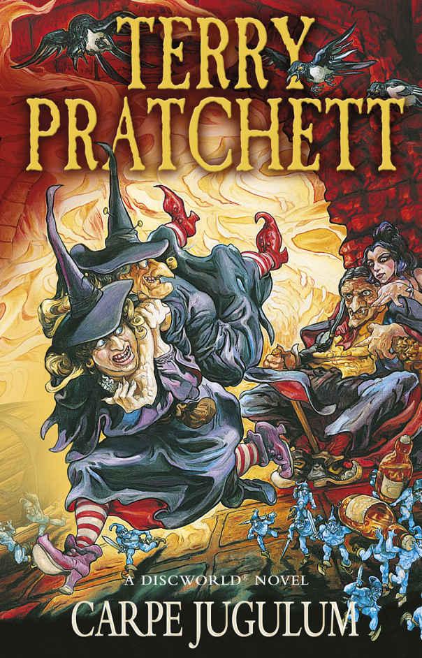 Carpe Jugulum (Discworld Novel 23, Terry Pratchett) Kindle eBook £1.99 @ Amazon UK