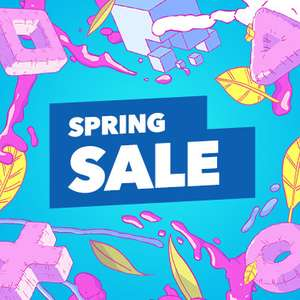 Spring Sale @ PlayStation PSN -A Plague Tale £15.99 Bioshock Coll. £8.99 Days Gone £19.49 Far Cry New Dawn £12.99 The Division 2 £7.99 +MORE