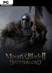 Mount & Blade bannerlord - £33.99 at CDKey