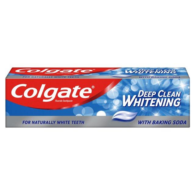 Colgate Sensation Deep Clean White 75ml - £1 Morrisons