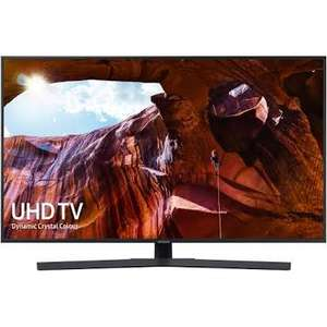 "Samsung 50"" RU7400 Dynamic Crystal Colour HDR Smart 4K TV - £359.10 @ Samsung - Samsung Employer/Student Store"