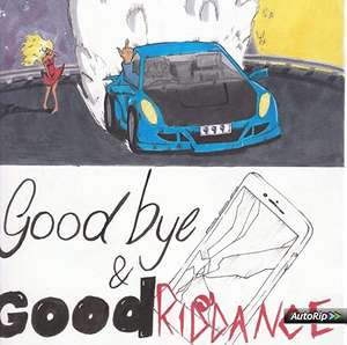 Juice WRLD - Goodbye & Good Riddance [VINYL] LP £8.99 (Prime) £11.98 (non Prime) at Amazon