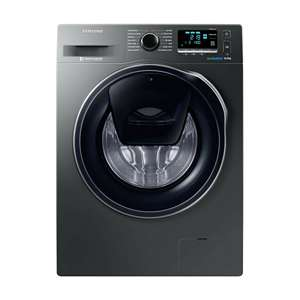 Samsung WW80K6414QX 8KG 1400RPM Graphite AddWash Washing Machine - £389 Using Code @ eBay / cramptonandmoore