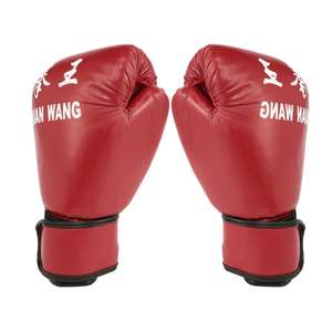 Adult boxing gloves in red for £6.63 delivered from Poland @ AliExpress Deals / TOPTOON Outdoor Store