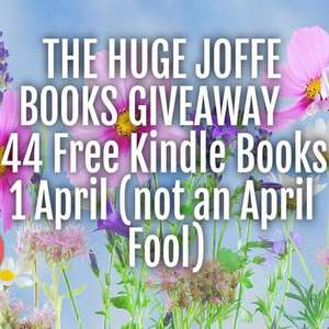 Joffe Books FREE Giveaway on Kindle @ Amazon (44 books, today only)