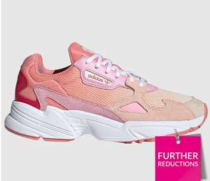 Womens Adidas Falcon Trainers Now £26.60 sizes 3.5 up to 7 (£3.99 delivery) @ Very