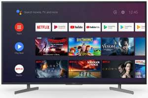 "Sony Bravia KD55XG8196 (2019) LED HDR 4K Ultra HD Smart Android TV, 55"" Freeview HD & Youview - £539.10 delivered @ John Lewis & Partners"