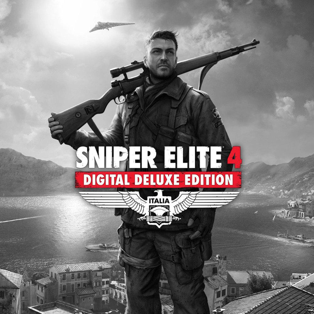 Sniper Elite 4 Deluxe Edition @ Steam - £12.99