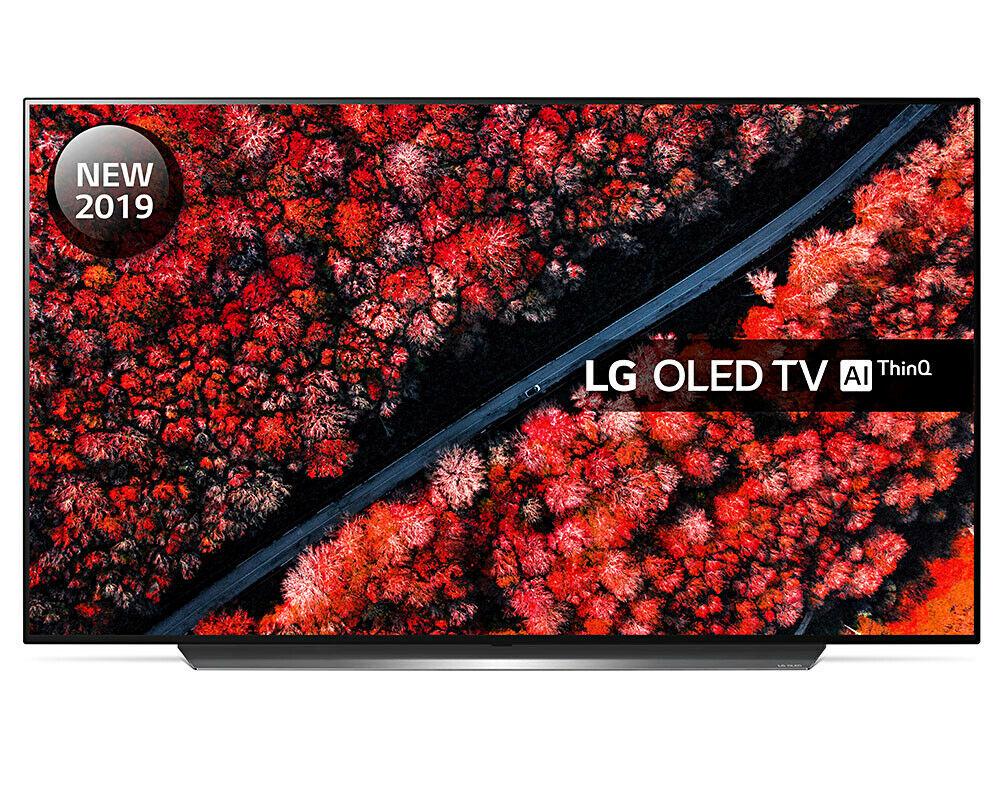 """LG C9 OLED55C9PLA 55"""" OLED 4K TV """"Free 5 Year Warranty"""" £1,239 at cramptonandmoore eBay"""