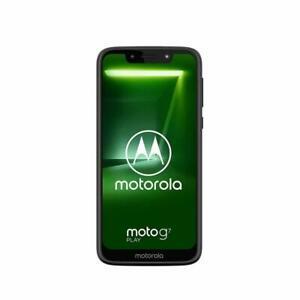 "Motorola Moto G7 Play 5.7"" Smartphone 32GB, Unlocked, Refubished, Tesco Ebay, 12 month Warranty - £89"