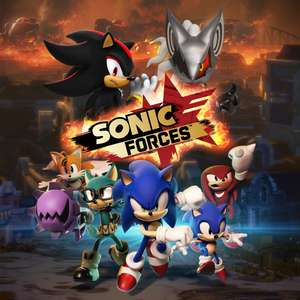 Sonic Forces £9.99 @ Playstation PSN