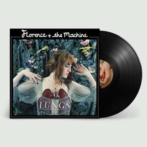 Florence and the Machine - Lungs LP (Deal of the day) - £7.99 + £3.95 Delivery @ Universal Music