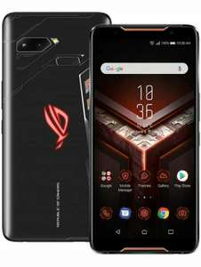 "Asus ROG ZS600KL 128GB Smartphone 6"" 12MP Camera Mobile Black Unlocked Grade A £237.99 @ XS Items Ebay"