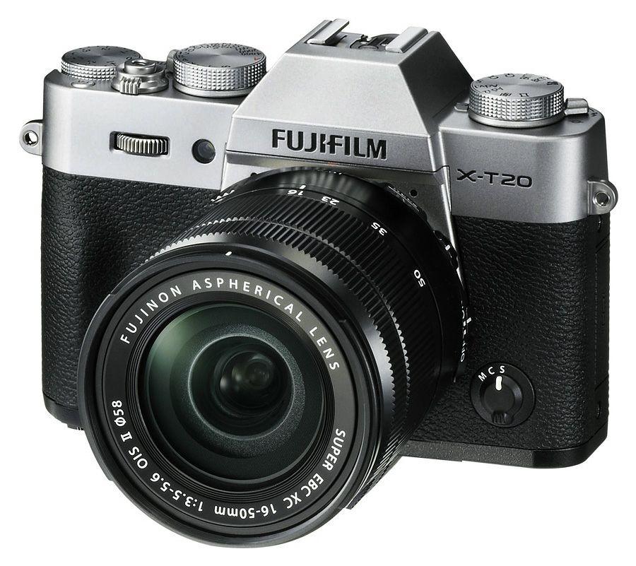 Fujifilm X-T20 and XC 16-50mm lens £389 @ ebay / cameracentreuk