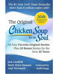 Chicken Soup for the Soul - 20th Anniversary Edition...- Kindle Free @ Amazon