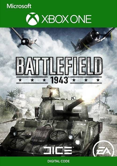 Battlefield 1943 for Xbox, possible glitch includes Battlefield 1 Revolution - £1.29 @ CDKeys