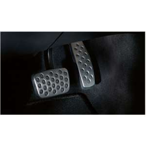 Universal OPC Line Stainless Steel Pedal Covers - Automatic and Manual for Various Vauxhalls £10.42 @ Vauxhall Store