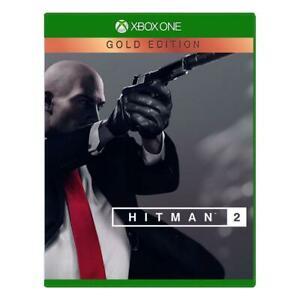 Hitman 2 : Gold Edition Xbox one £27.95 - evergameuk / eBay