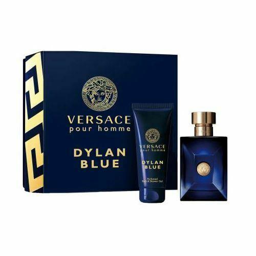 Versace Dylan Blue Eau de Toilette EDT 100ml Spray for Him New Gift Set £52.46 @ Perfume Shop Direct / eBay