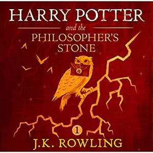 Harry Potter and the Philosopher's Stone - Free To Listen Without Membership @ Audible
