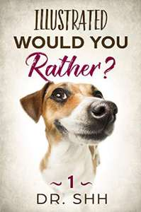 'Would You Rather?' book for children & families - Kindle Free @ Amazon