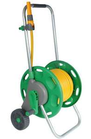 Hozelock 30m hose with 60m cart - £29.40 (+£3.99 Postage) @ Keen Gardener