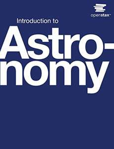 Astronomy 1st Edition, Kindle Edition Free at Amazon