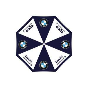 TYCO BMW Telescopic Umbrella - £7.50 (+£3.95 P&P) @ Clinton Enterprises