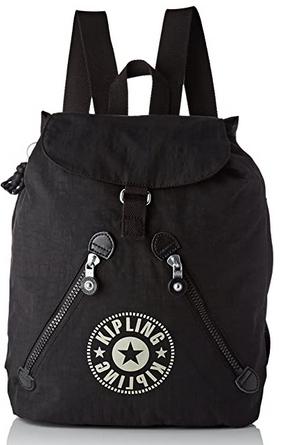 Kipling Fundamental NC Backpack - Black - £26.80 Delivered @ Amazon