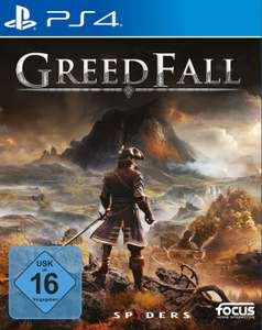 Greedfall PS4 £18.53 delivered @ Amazon Germany