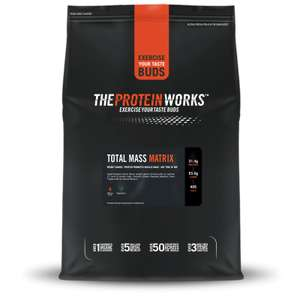 40% off Protein at The Protein Works