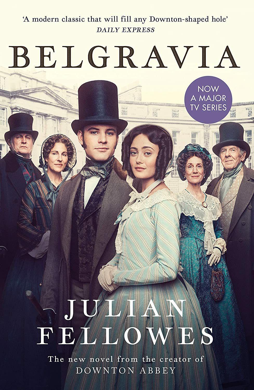 Julian Fellowes's Belgravia Kindle Edition 99p Amazon