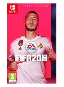 Nintendo switch fifa 20 £21.99 @ Currys + Free 6 month Spotify Premium subscription for new Premium accounts