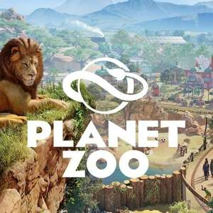 Planet Zoo £26.24, Deluxe £30.09, Arctic Bundle £31.76 @ Steam