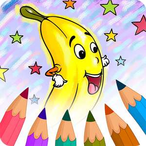 First Coloring book for kindergarten kids FREE at Google Play