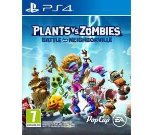 Plants vs. Zombies: Battle for Neighborville (PS4 / Xbox One) £16.97 Delivered @ Currys