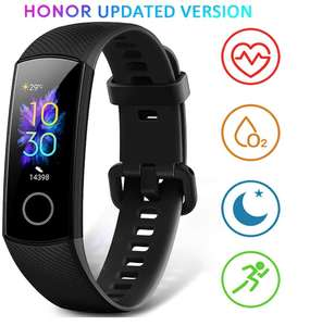 HONOR Band 5 Fitness Tracker £27.99 Sold by CompAcy and Fulfilled by Amazon