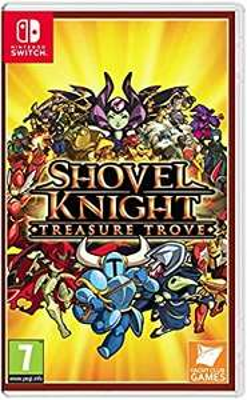 Shovel Knight: Treasure Trove (Nintendo Switch) - £24.99 @ Amazon