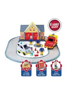 Fireman Sam Rescue Playset £34.99 + £3.99 delivery at VERY