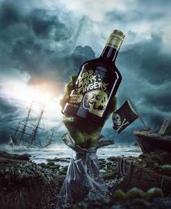 Dead Man's Fingers Rum - 3 Bottles for £45 delivered @ The Drop Store