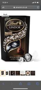 Lindt Lindor White and Dark Chocolate Truffles 200g - min order 2 boxes - £5.84 (Prime) / £10.33 (non Prime) at Amazon