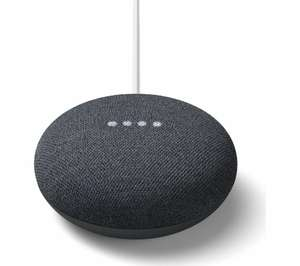 Google Nest Mini 2nd Gen - Chalk / Charcoal [New - Other] £23.42 delivered using code @ Currys Clearance / eBay